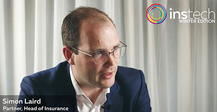Simon Laird questions whether the insurance market is making progress in innovating